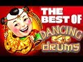 THE BEST OF: DANCING DRUMS ★ LIVE PLAY SLOT MACHINE WINS | Slot Traveler