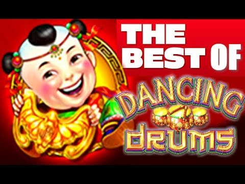 The Best Of Dancing Drums ★ Live Play Slot Machine Wins