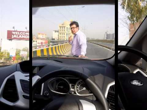Eco Sport Rocks Ludhiana-Jalandhar-Amritsar