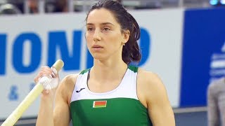 Women's Pole Vault Qualification - European Athletics Indoor Championships Glasgow 2019