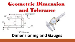 #GD&T (Part 2: Gauges, Dimensioning and Errors)