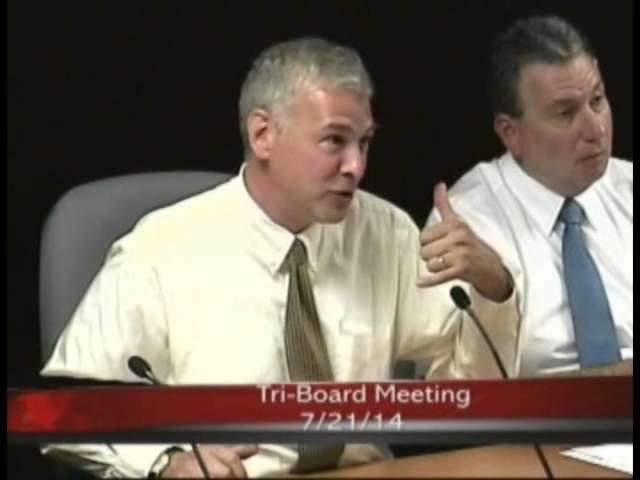 2014 07 21 Tri-Board Meeting: Selectmen, School Committee, Finance Committee