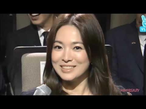 Song joong ki & Song hye kyo - Korean Popular Culture and Arts Awards