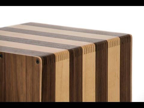Making A solid wood Cajon