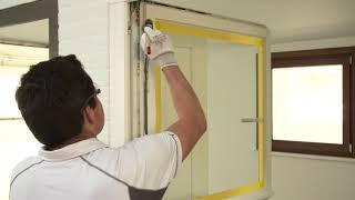 Hoe ramen en deuren buiten dekkend schilderen? Schilderkluswijzer