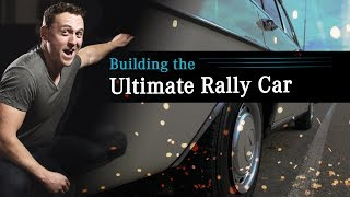 I'M Building The Ultimate 50-Year-Old Mercedes Rally Car!