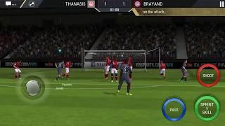 FIFA Mobile Soccer Android Gameplay #06 By JOHN TRUMP