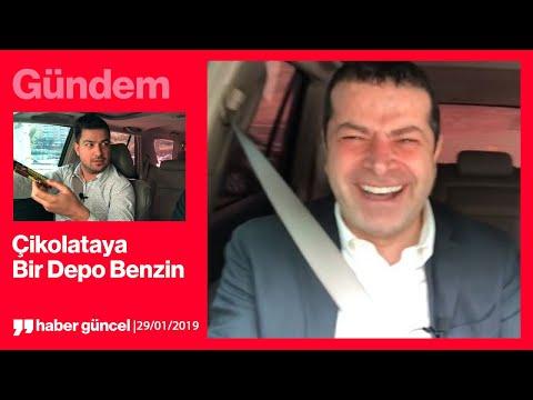 BİR ÇİKOLATAYA BİR DEPO BENZİN, VENEZUELA!