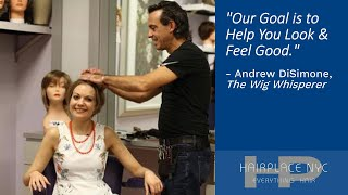 Hair Salon Owner Designs Wigs for Cancer Patients