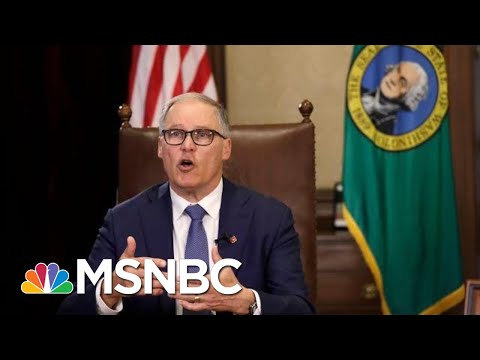 Coronavirus Cure? Experts See Promising New Clues In Policies From WA And CA | MSNBC
