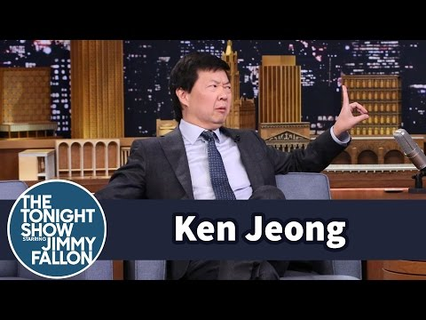 Ken Jeong Is a Selfish Dancer