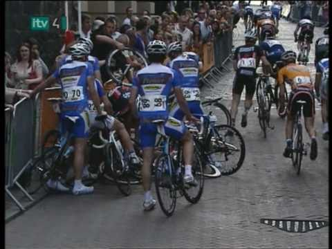 Crash At The Chester Tour Series 2010.