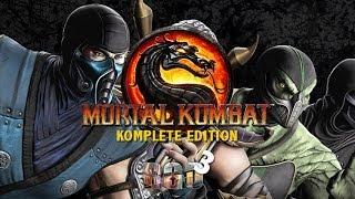 'RAPGAMEOBZOR 3' - Mortal Kombat: Komplete Edition