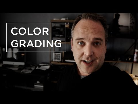 VIDEO COLOR GRADING 101 WITH DAVINCI RESOLVE