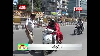 Bangalore: Instead of fine Traffic Police shows instructional film for traffic offenders