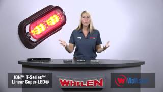ion™ t series™ linear super led® wevision™