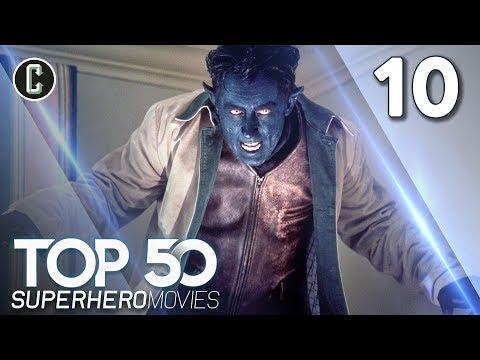 Top 50 Superhero Movies: X2 - #10
