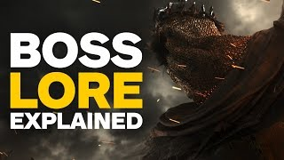 Dark Souls 3 Boss Lore Explained