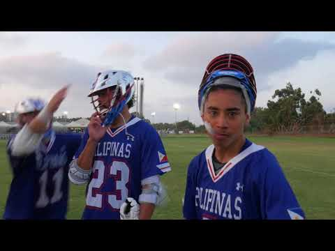 Philippines Lacrosse Finishes Group Play with 11-4 Win Over Belgium | Days 5 & 6