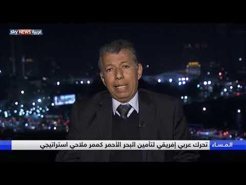 تحرك عربي إفريقي لتأمين البحر الأحمر كممر ملاحي استراتيجي  - نشر قبل 3 ساعة