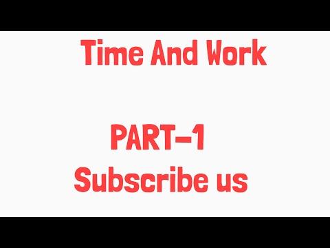 Time & Work Handwritten Notes in Hindi PDF Download - TheGKAdda