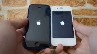 Iphone 5 IOS 9 vs iphone 4s IOS 9 speed comparison(, 2015-09-20T11:56:02.000Z)