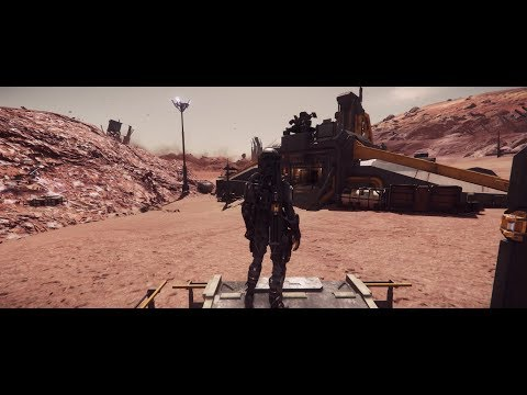 Star Citizen with Brakerton [3.3.5 PTU] - Gameplay #010 - Abandonded facility near Lorville