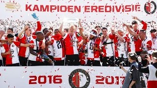 Eredivisie title race - Feyenoord vs Ajax - 2016/2017