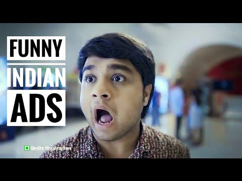 Laugh Riot Funny Indian Ads - PART 1