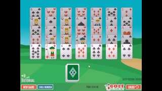 Golf Solitaire Tutorial