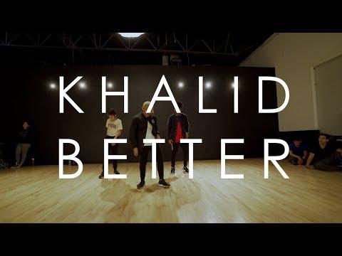 Khalid - Better   @mikeperezmedia @mdperez88 Choreography