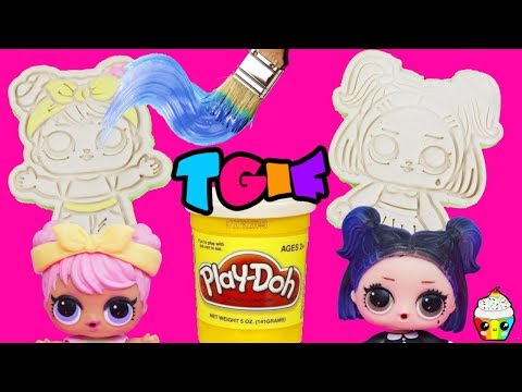 tgif-show-fun-lol-surprise-play-doh-craft-ornaments