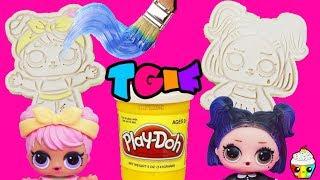 TGIF SHOW Fun LOL Surprise Play Doh Craft Ornaments