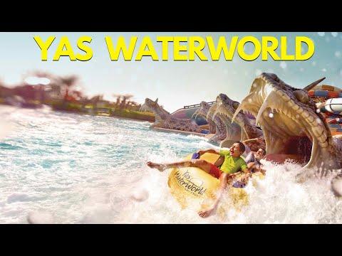 Yas Water World Abu Dhabi 2021| DJ Ramzy Shaar short