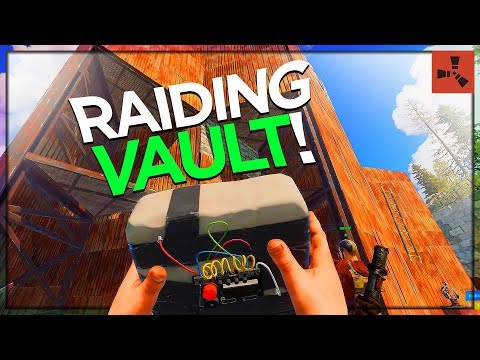 Going ALL IN on VAULT BASE! (DUO VANILLA RUST #11 S9) thumbnail