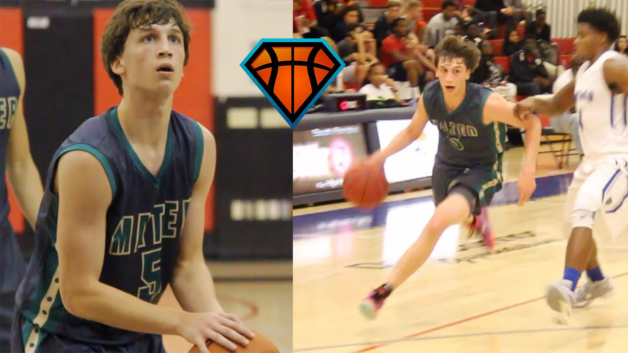 fa1982c1949 Dylan Frye Plays JUST LIKE White Chocolate!! | Official Senior Mixtape -  YouTube