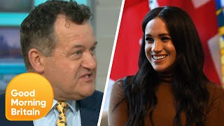 """Download Meghan Markle """"Had No Idea What She Was Getting Into"""" Says Paul Burrell 