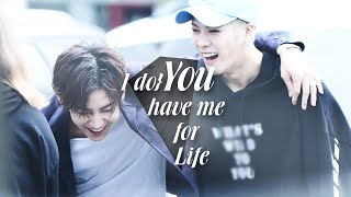 "#JACKBAM | ""So smile, you have me for life."""