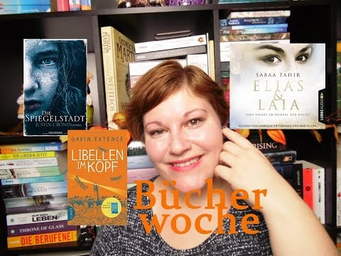 Bücherwoche #46 ~ 3 Highlights, Leseclub, New Adult Challenge, Harry Potter | LadyoftheBooks