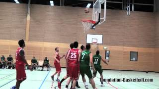 ProAm Game - Bayer Giants Leverkusen vs Dynamic Squad BBA