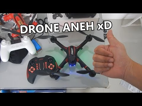 JJRC H11WH Drone Altitude Hold Ajaib xD