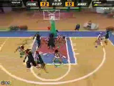 freestyle online : korea basketball game 5vs5