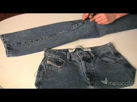 Quần Jean cũ, đừng bỏ đi, sáng tạo thành túi cá tính nhé