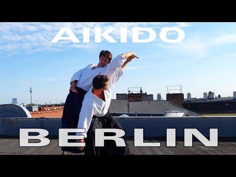 Aikido Berlin - Basic Moves and Techniques by Frank Weingärtner and Konstantin Rekk