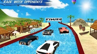 Water Slide Sports Cars Extreme Stunts Game - Car Racing Games - Car Games To Play - Download Games