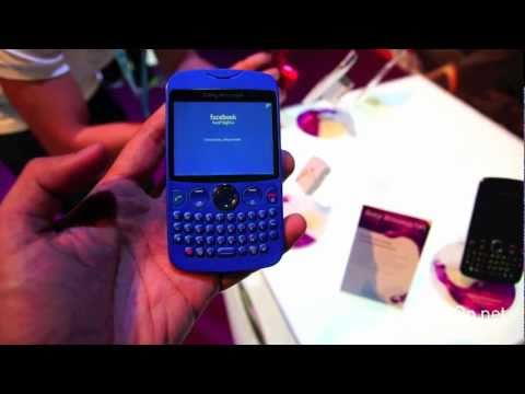 Sony Ericsson txt Hands-On