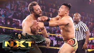 Jake Atlas vs. LA Knight w/Ted DiBiase: WWE NXT, June 1, 2021