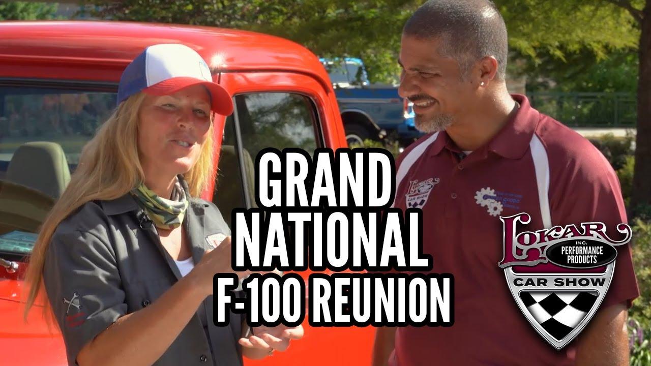 Download Lokar Car Show - Season 5, Episode 8 - Grand National F-100 Reunion