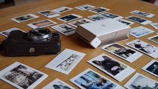 Quick Review - Fujifilm Instax Share SP-2 Film Printer
