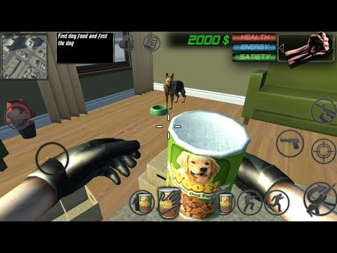 ► Gangs Of New York - GTA Police Crime Rescue Mission Dog Food And Feed The Dog Android Gameplay